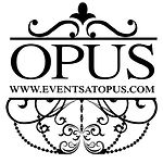 Events at Opus Event venue logo
