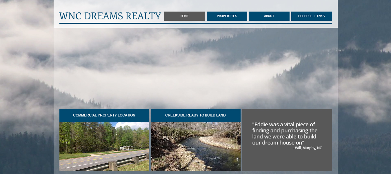 WNC Dreams Realty