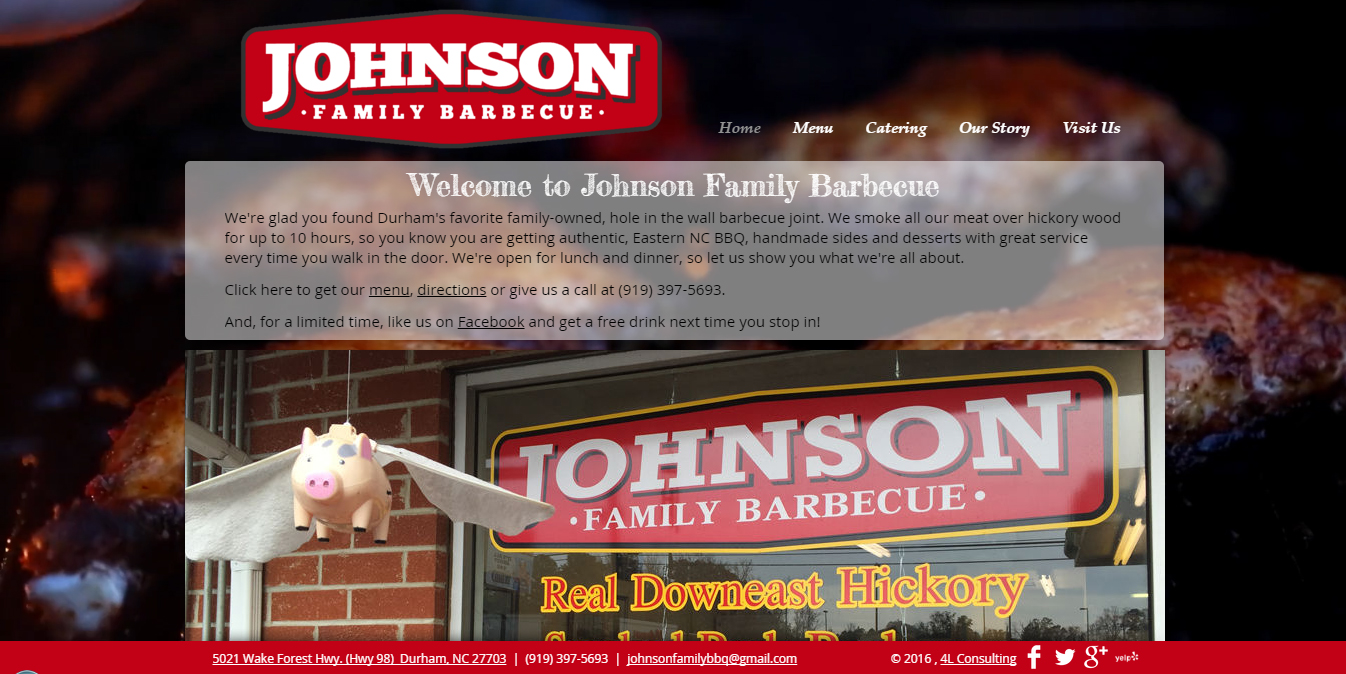 Johnson Family BBQ