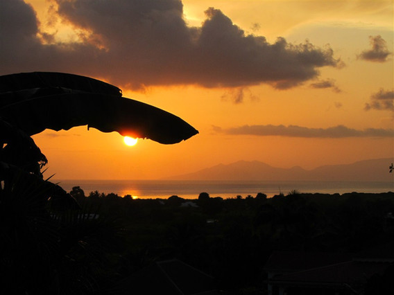 Kazakif coucher de soleil
