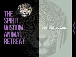 The Spirit Wisdom Animal Retreat cover.j