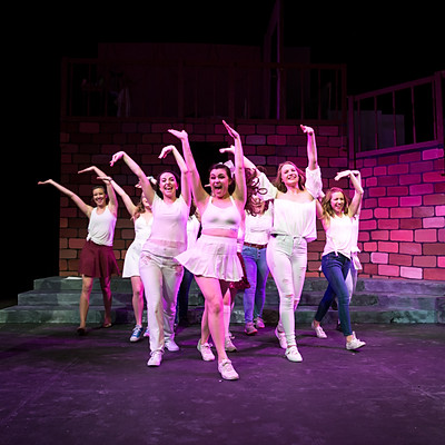 Legally Blonde - MIT Musical Theater Guild