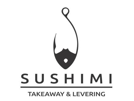 Mer bergensk sushi take-away på get FOOD