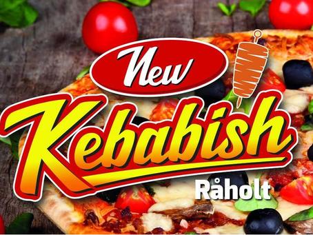 New Kebabish på Råholt får ny nettbutikk!