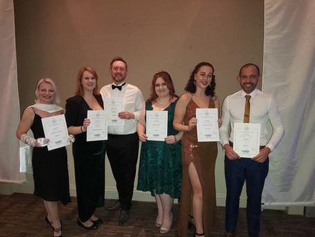 The Zodiac honoured at local awards