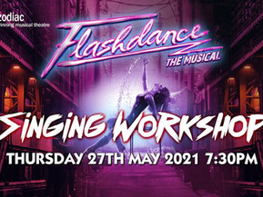 Flashdance Singing Workshop