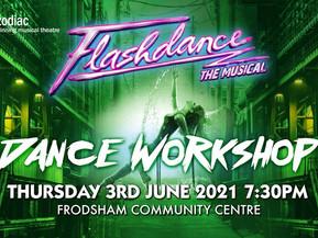 Flashdance Dance Workshop