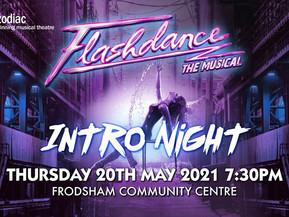 Flashdance Intro Night