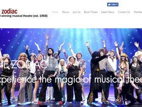 The Zodiac launch new website