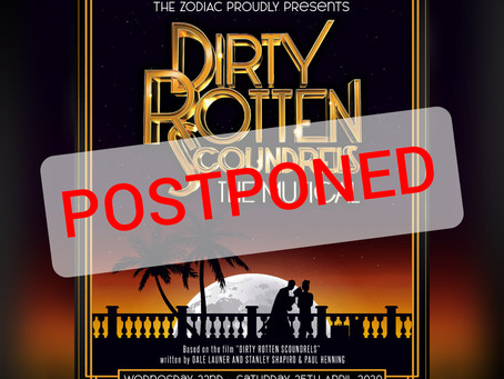 UPDATE FROM THE ZODIAC – DIRTY ROTTEN SCOUNDRELS