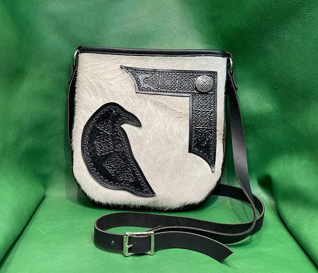 Caladonian Raven Bag