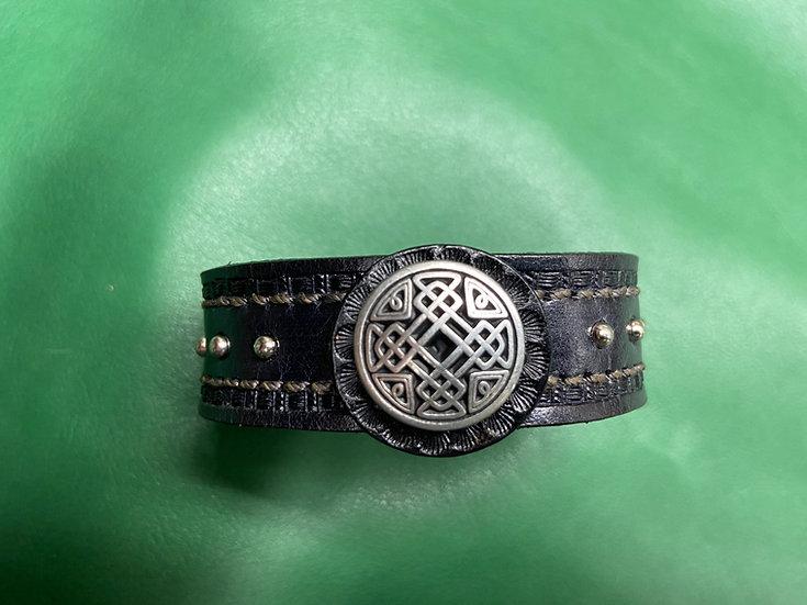 """3/4"""" Celtic Bracelet size 7 - 7.5"""