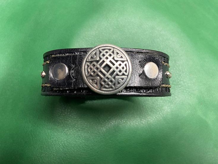 """3/4"""" Celtic Bracelet size 6.5-7"""