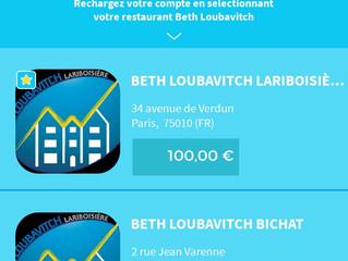 Nouvelle Application ! Loubavitch Lunch&Learn !