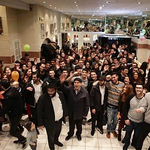 'Hanouccah 5776/2015