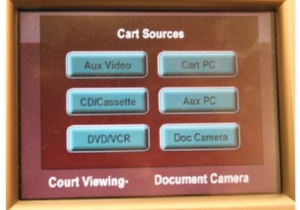 Courtroom Technology in the District of Minnesota