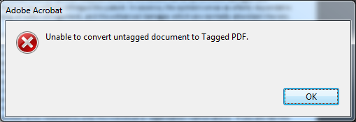 Trouble Exporting Text of PDFs? Edit Tags in Acrobat