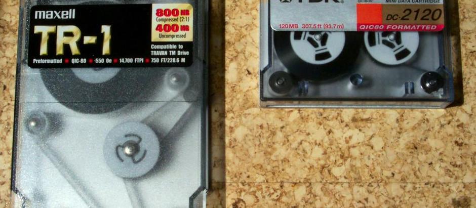 Quarter Inch Cartridge