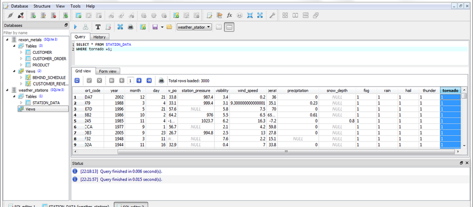 Filtering and Concatenating in SQL