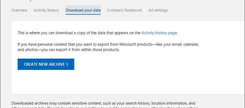 Microsoft: The GDPR is for All!
