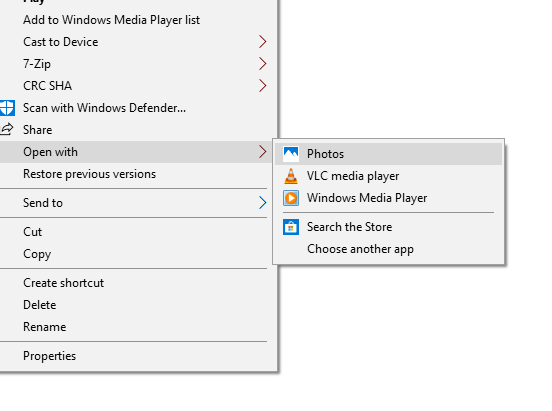 Edit Video Clips in Windows 10 Without Special Software