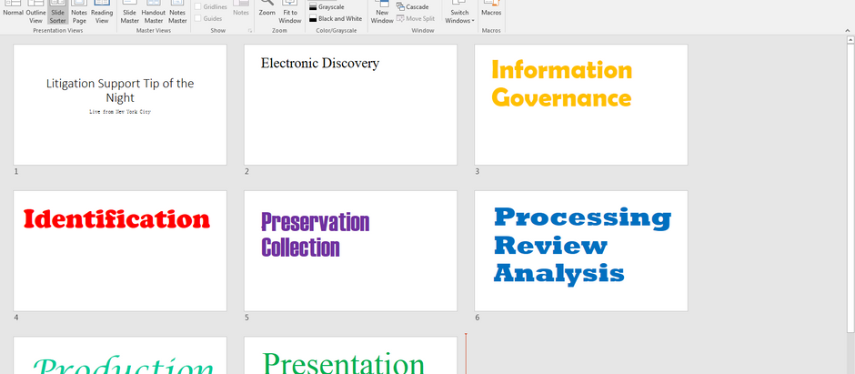 Generate a List of PowerPoint Fonts