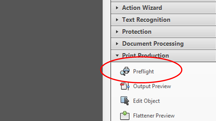 Lookup the DPI of a PDF in Acrobat