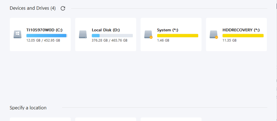 Data Can Be Recovered From Re-Formatted External Hard Drives with EaseUS