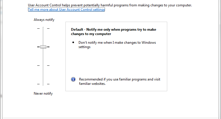 Protected Mode in IE