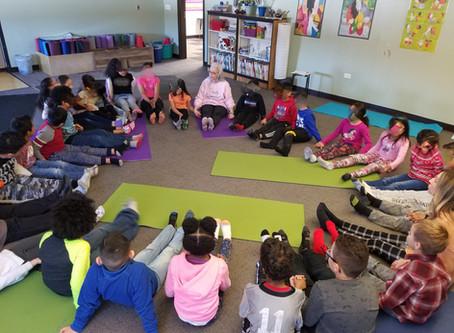 Kids Yoga Teacher Spotlight: May Murray
