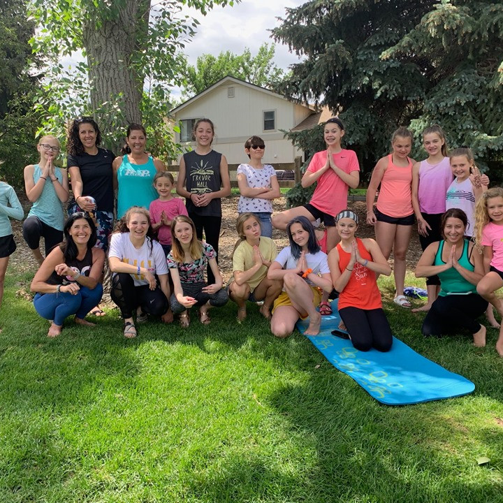 Yoga in the Park (5-10 yrs) Every Friday, June -  July