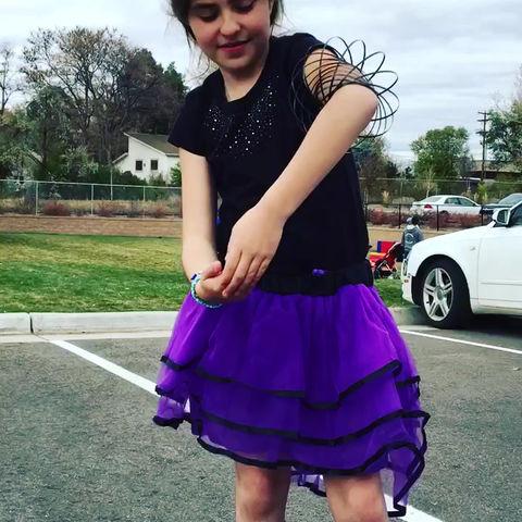 Kids Yoga Tools: #4 Holoflux Flow Toy / Kinetic Spring