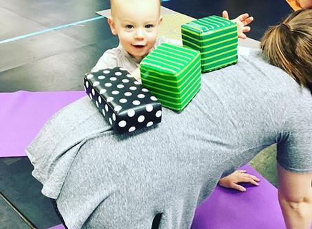 Kids Yoga Tools: #5 Yoga or Foam Blocks