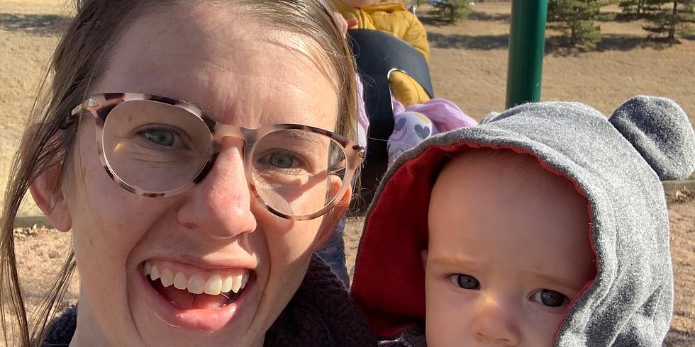 Caregiver & Me Storytime Yoga w/ Caitlin