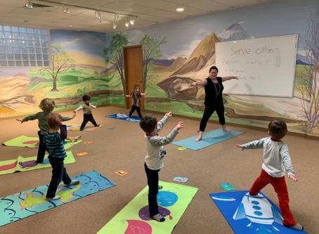 Kids Yoga Teacher Spotlight:  Jessica Austin
