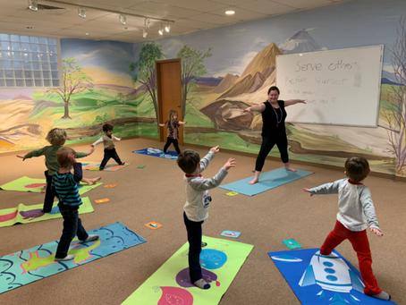 Kids Yoga Teacher Spotlight:  Jessica Austin