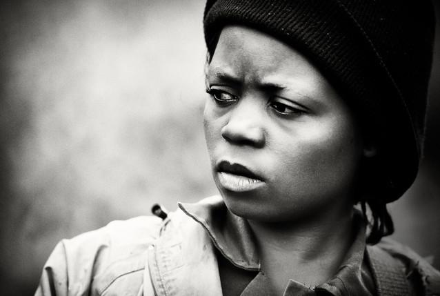 Rwanda ranger