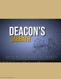 Deacon's Sabbath
