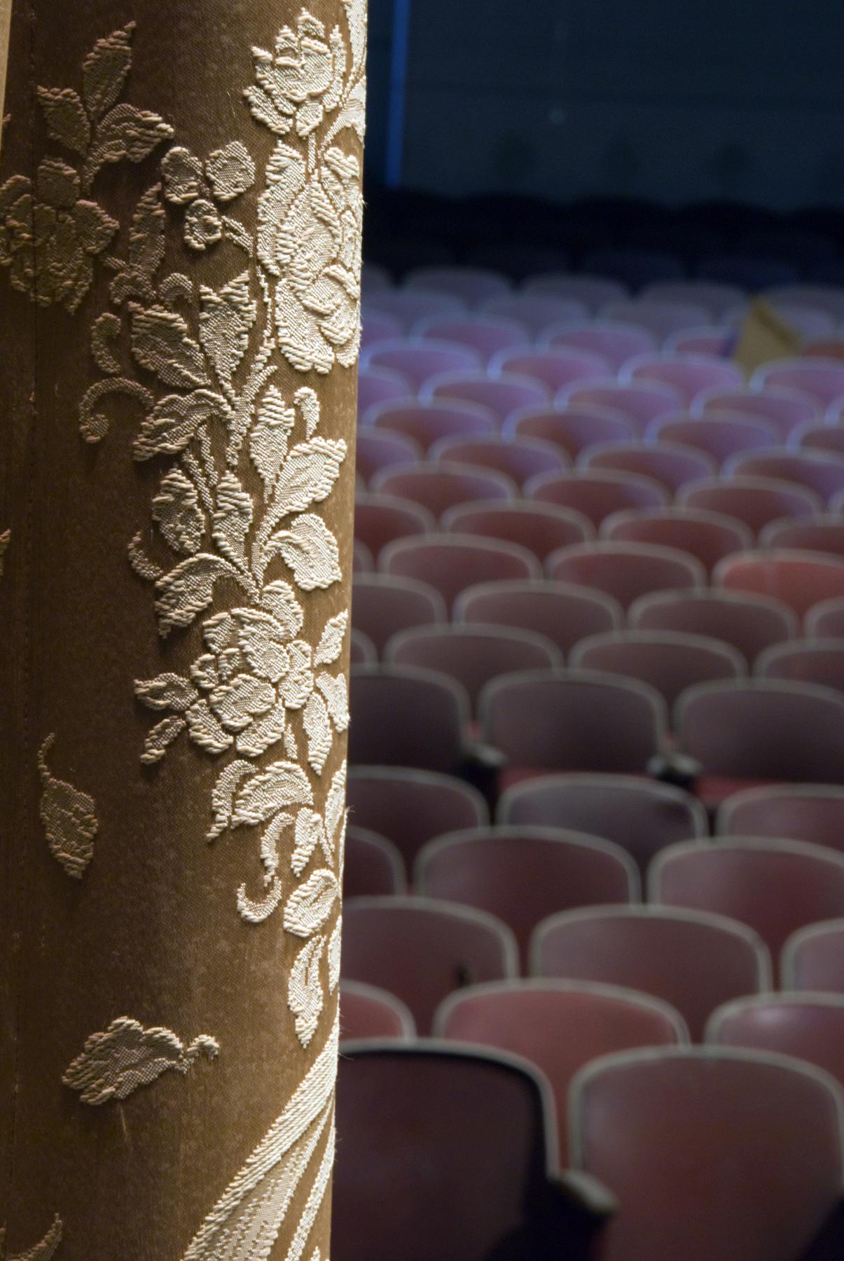Curtain Close Up