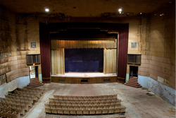 Stage from Balcony