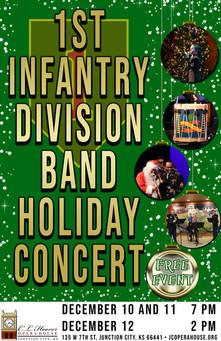 1st Infantry Division Band 11x17 Poster.jpg
