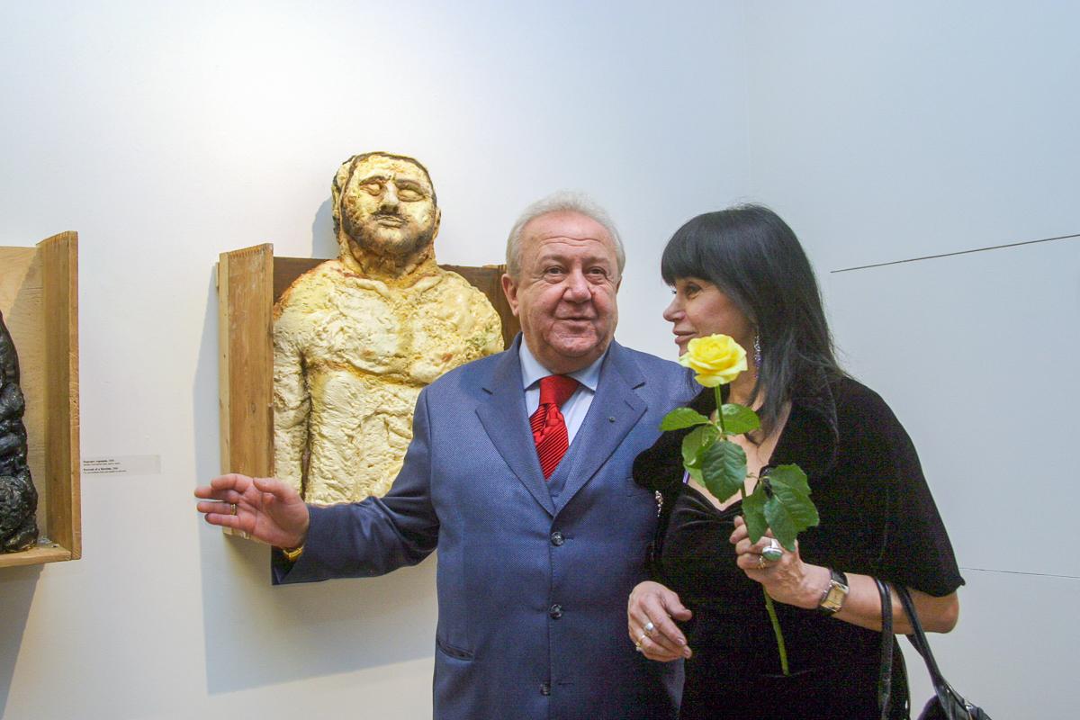 Татьяна Назаренко, Зураб Церетели