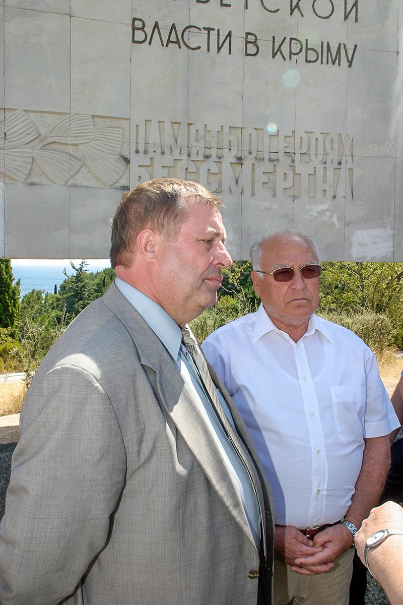 Г Селезнев,В.Черномырдин