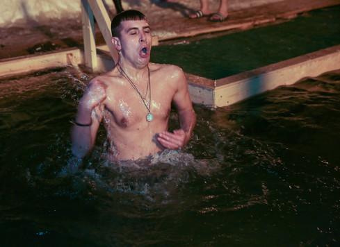 Крещенская купель 2016