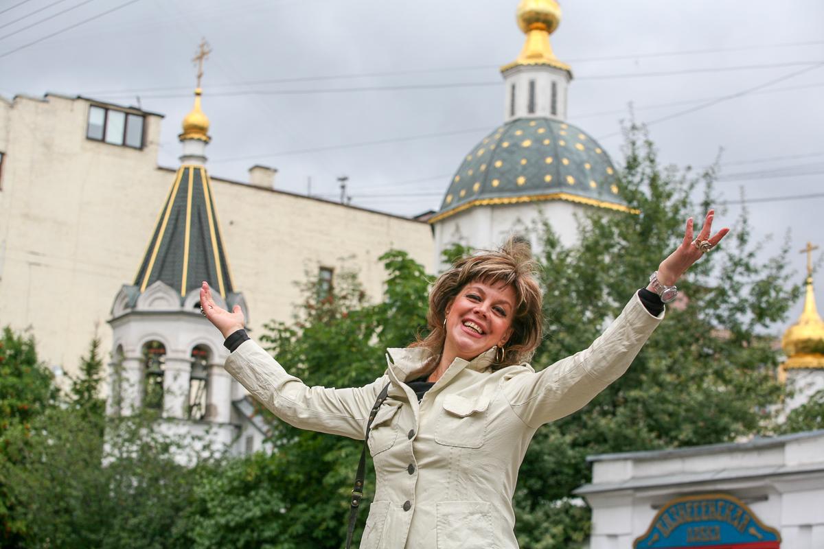 Любовь Казарновская