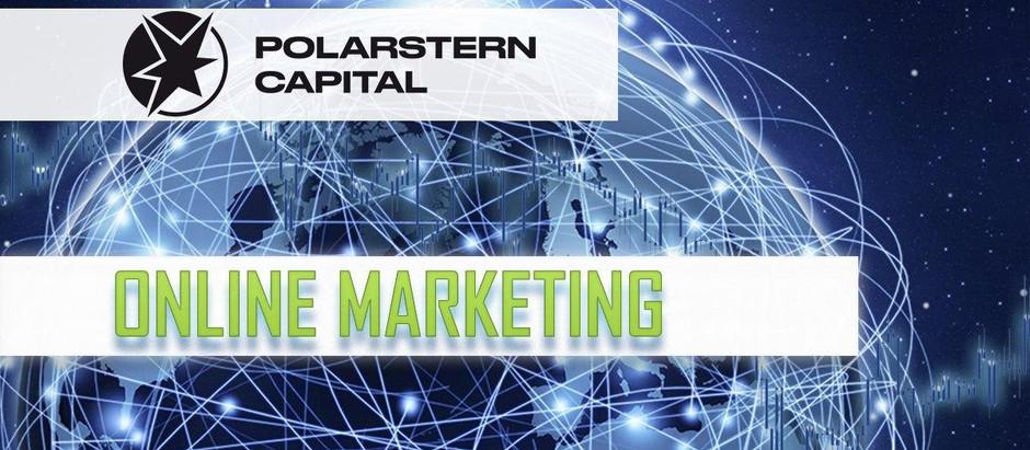Руководство компании ставит приоритет на интернет маркетинг.