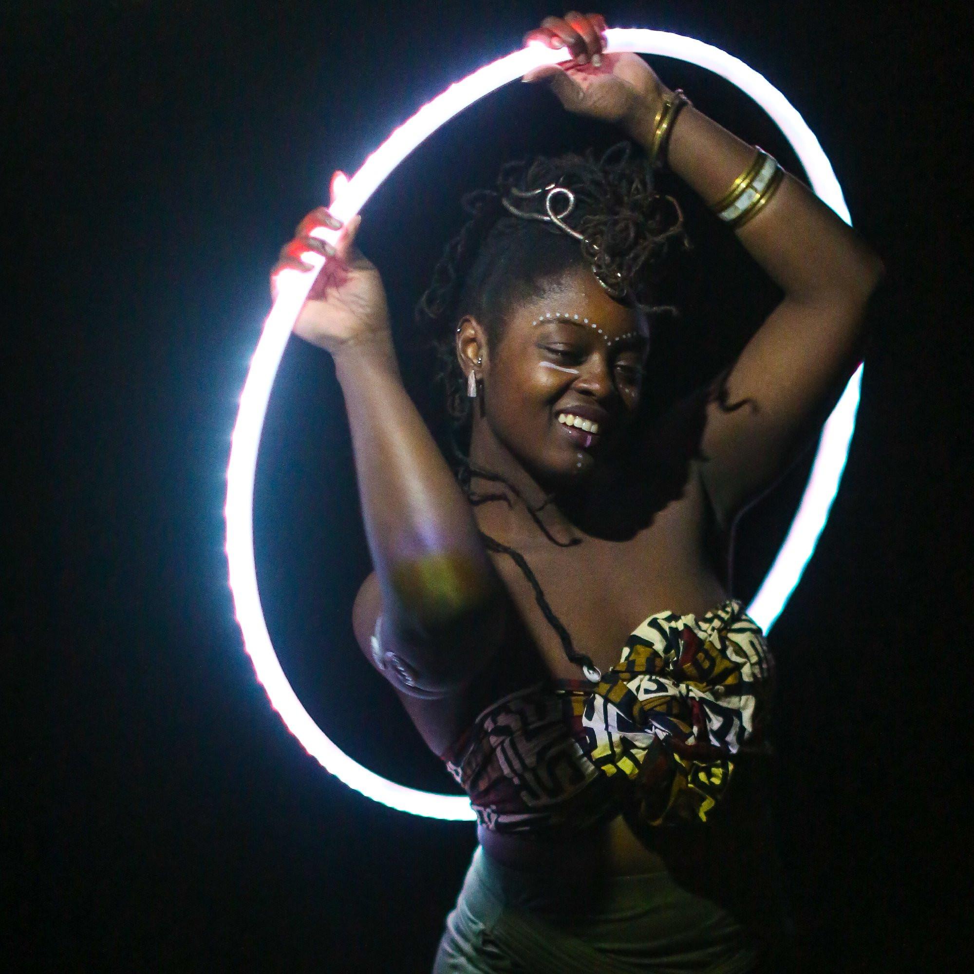 Hoop Dance Fitness