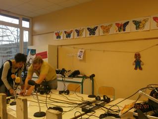 Radio Francas : L'expression des jeunes aux 24h du jeu à L'ALJ de Savenay