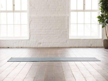The Ideal Home Workout Space