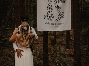 Get Ready, Get Set, Elope! Melanie And Mikey Celebrate The Perfect Long Island Elopement